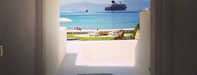 Mykonos Bay Hotel is one of Greece.