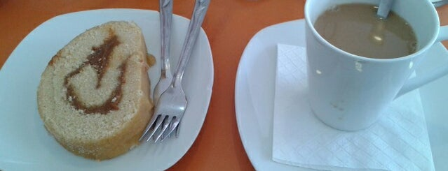 Tortas El Cochinito is one of Tempat yang Disukai Fausto.