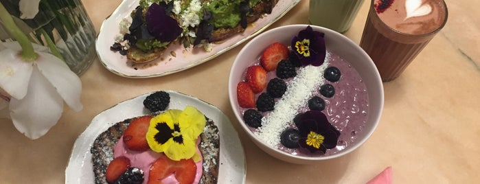 Palm Vaults is one of Healthy Eating in London.