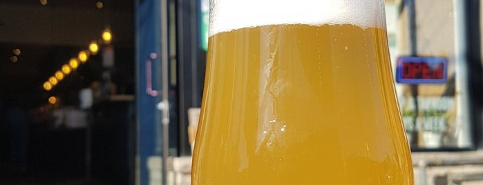 Eastbound Brewing Company is one of Top 10 Bars for Day Drinking During the Winter.