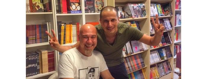 Paralel Evren Çizgi Roman/Comics is one of Karma2.