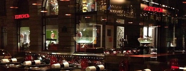 L'Atelier de Joël Robuchon is one of Must Have Place!.