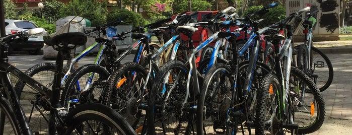Temiz İş Bisiklet is one of Bisiklet.