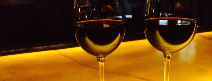 Noir Lounge is one of Wine Bars Where You Should Be Sipping.