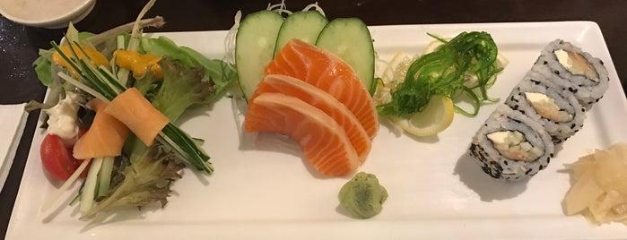 Hokano Japanese Restaurant is one of irashaimase.