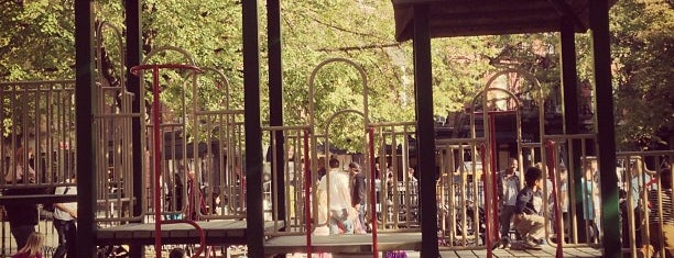 Bleecker Playground is one of New York.