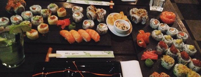 Izakaya by Sushi Pop is one of Posti salvati di Agos.