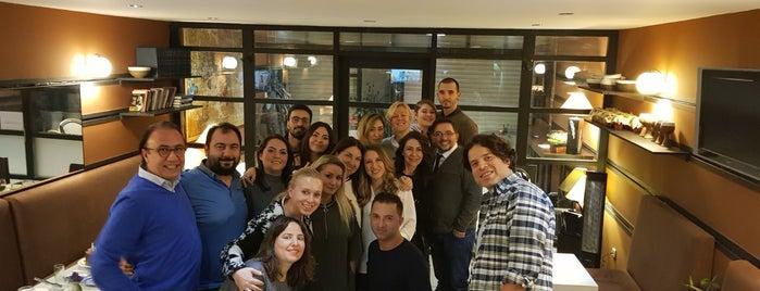 Pera iN Bistro is one of İstanbul Avrupa Yakası #4 🍁🍃.