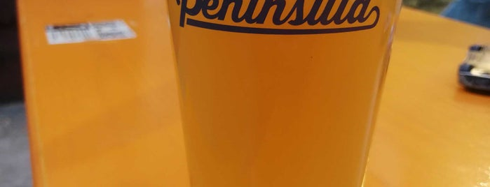 Cervecera Peninsula is one of Beer.