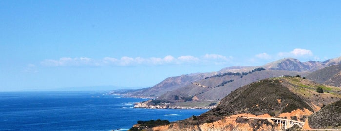 Ventana Big Sur is one of West Coast Road Trip.