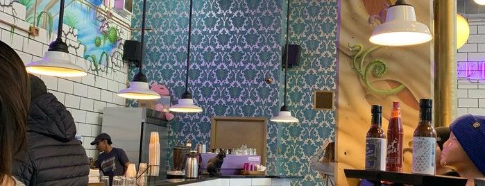 Meddle Coffee Bar is one of สถานที่ที่บันทึกไว้ของ Nikkia J.