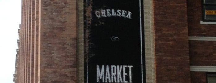Chelsea Market is one of Delirious NY.