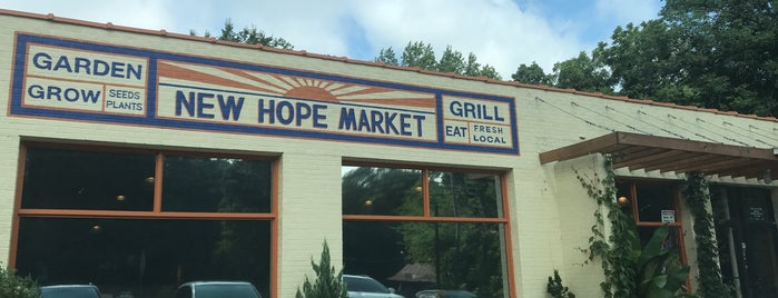 New Hope Market is one of Mark : понравившиеся места.