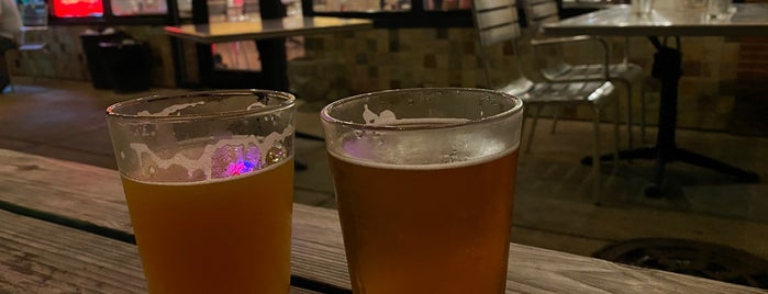 Ghostface Brewing is one of Breweries I've been to..