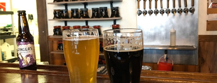 Thirsty Nomad Brewing Co. is one of Breweries I've been to..