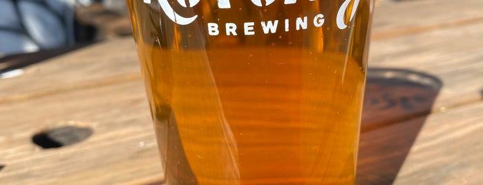 Revelry Brewing is one of Jasonさんのお気に入りスポット.