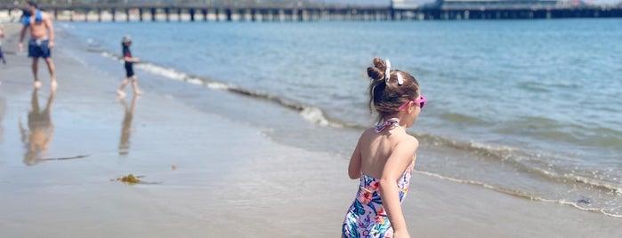 West Beach is one of montecito.