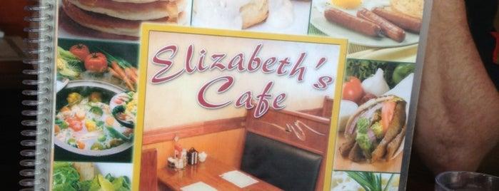 Elizabeth's Cafe is one of Hot Spots.