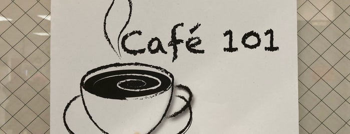 Cafe 101 is one of Orte, die Sage gefallen.