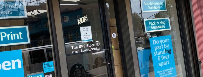 The UPS Store is one of A Day in the Life of DJ Mick Boogie.