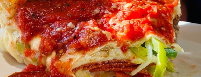 Giordano's is one of Pizza 🍕 US Roadmap.