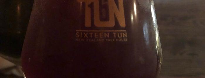 16 Tun is one of สถานที่ที่ Ben ถูกใจ.