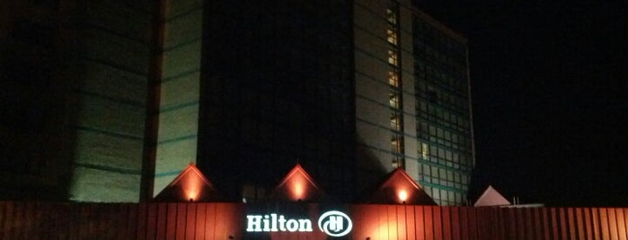 Hilton Charlotte University Place is one of AT&T Spotlight on Charlotte, NC.