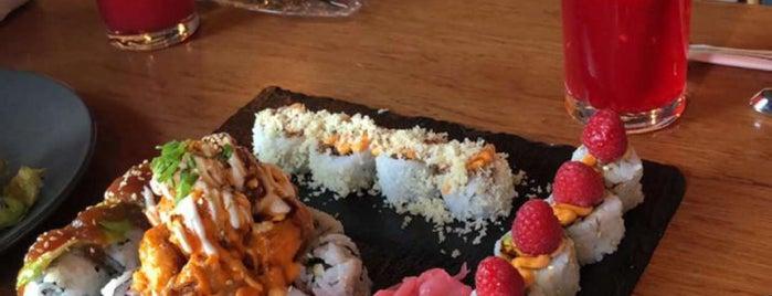 Masami Sushi is one of Riyadh - Sushi.