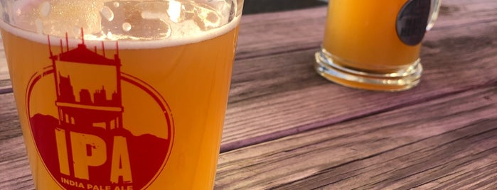 New Heights Brewing Company is one of Nashville To-Dos.