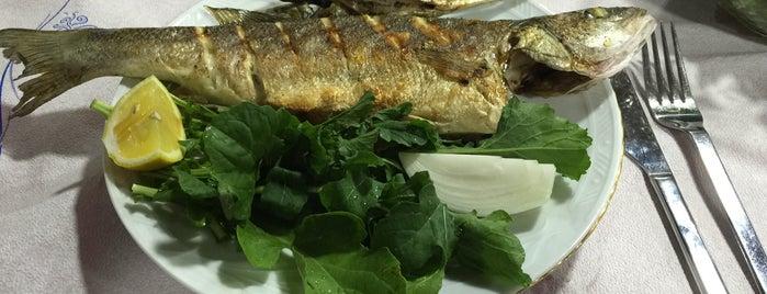 Kıyı Restaurant is one of 'Özlem'in Beğendiği Mekanlar.