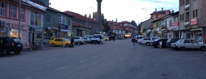 Kurşunlu Kent Meydanı is one of Locais curtidos por Resul.
