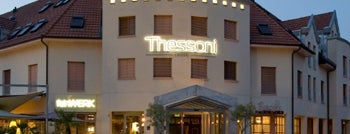 Thessoni classic Zürich is one of CPH Partnerhotels.