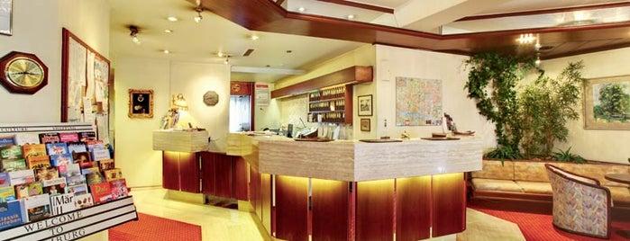 City Partner Hotel Senator is one of CPH Partnerhotels.
