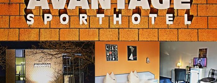 Sporthotel Avantage is one of CPH Partnerhotels.