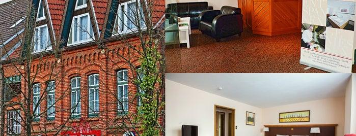 Country Partner Hotel Lüttje Burg is one of CPH Partnerhotels.