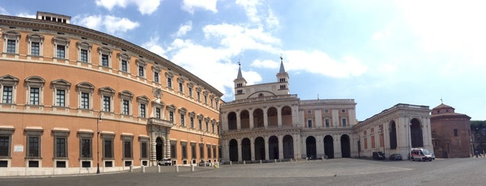 Piazza San Giovanni in Laterano is one of Rome / Roma.