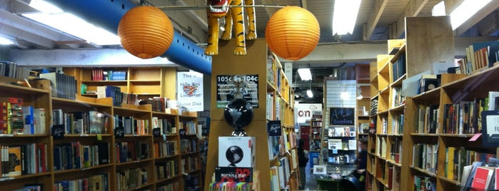 Powell's Books on Hawthorne is one of Freaker USA Stores Pacific Coast.