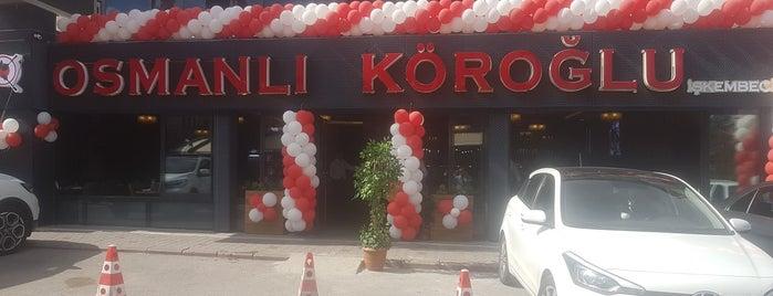 Osmanlı Köroğlu İşkembecisi is one of Etlik-Keçiören.