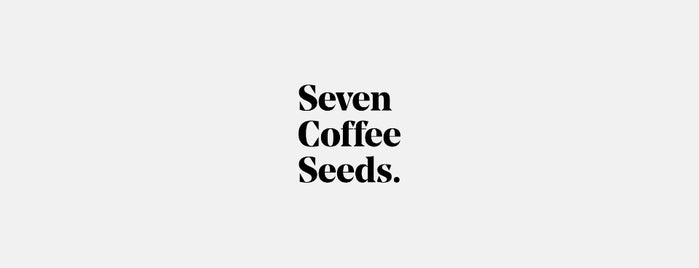 Seven Coffee Seeds is one of Locais salvos de Hanna.