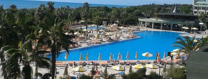 VON Hotels Club Golden Beach & SPA is one of Turkey.