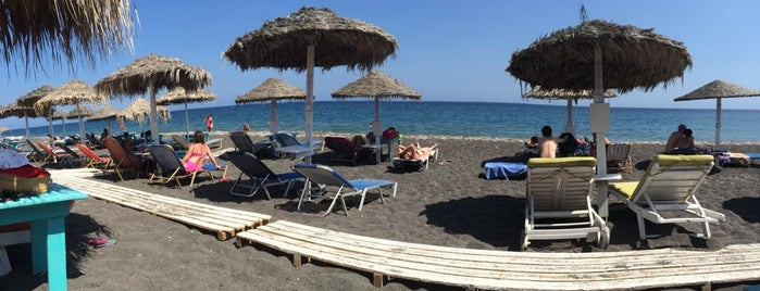 Perivolos Beach is one of Greece.