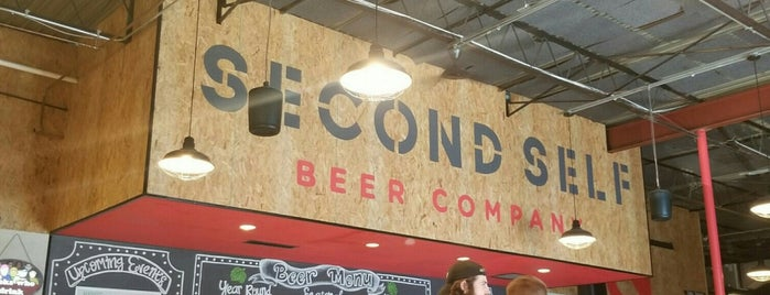 Second Self Beer Co is one of Atlanta Westside Brewery District.