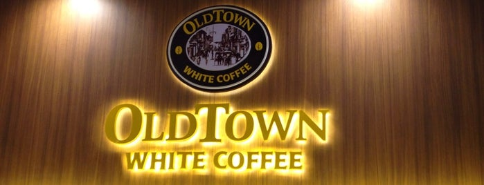 OldTown White Coffee is one of Makan @ Melaka/N9/Johor #15.