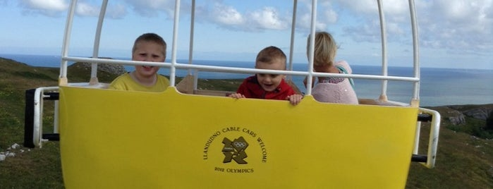 Great Orme Cable Car is one of London 2013.