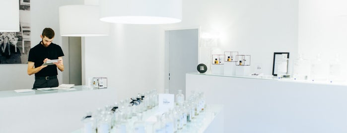 Frau Tonis Parfum is one of Berlin.