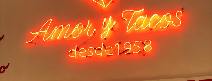 Amor y Tacos is one of Dates.