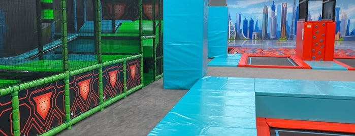 Trampo Extreme is one of Kids In UAE.
