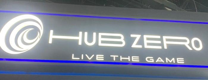 Hub Zero is one of Gespeicherte Orte von Queen.