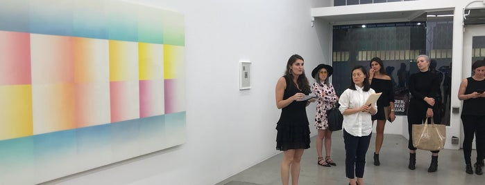 Jessica Silverman Gallery is one of BAY-ACTIVITY-art.