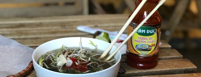 Phở Bò is one of Best places Moscow.